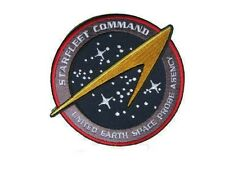 Star Trek Ecusson brodé Starfleet Command UESPA starfleet patch