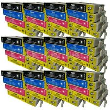 48 CiberDirect T1291 T1292 T1293 T1294 Ink Cartridges to fit Epson Printers