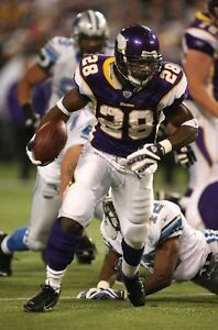 {24 inches X 36 inches} Adrian Peterson Poster #5 - Free Shipping!