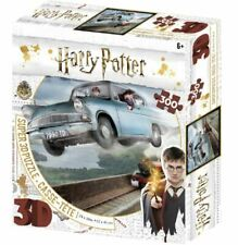 Harry Potter The Weasley's Flying Car 300 Piece 3D-Look jigsaw puzzle (kc)