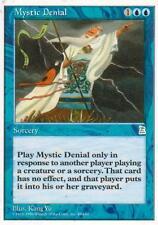 Mystic Denial   NM   Portal Three Kingdoms   Magic MTG