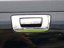 2007-2013 Chevrolet Silverado Chrome Tailgate Handle Cover