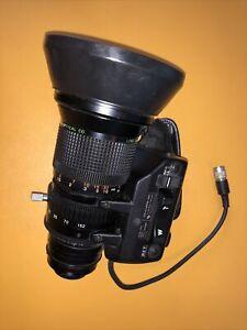 FUJINON-TV.Z Professional Broadcast Lens 9,5-152mm F.1.8-16 + Zoom & Fokus Motor