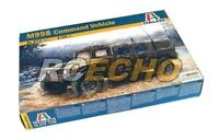 ITALERI Military Model 1/35 M998 Command Vehicle Scale Hobby 273 T0273