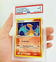 PSA 9 MINT CHARIZARD EX Power Keepers 6/108 Holo Rare Pokemon Card