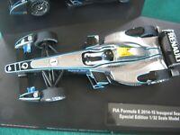 rl Carrera Evolution 27504 FIA Formula E 2014/5 #1 Inaugrual season S/E NEW SALE