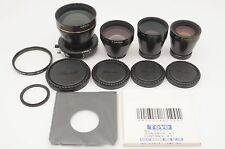 Nikon NIKKOR T* ED Rear Lens 360mm F8 / 500mm F11 / 720mm F16 [EXC-]@875