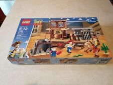 Lego TOY STORY DISNEY PIXAR Set # 7594 WOODY'S ROUNDUP Brand New