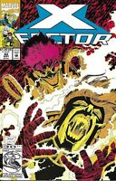 X-Factor Comic Issue 82 Modern Age First Print 1992 Peter David Tyler Milgrom