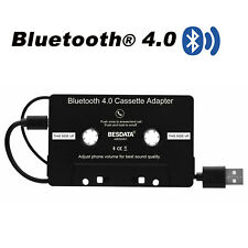 Bluetooth Cassette Car Music Receiver Audio Receiver Player Adapter Mp3 Mount Us