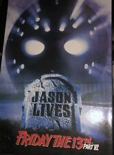NECA Friday the 13th Part VI Jason Lives JASON VOORHEES Action Figure