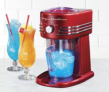 Nostalgia FBS400RETRORED Frozen Beverage Maker
