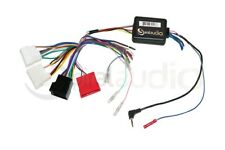 Radio Stereo Wire Harness SWC Interface for Aftermarket Radio Install IX-HK001