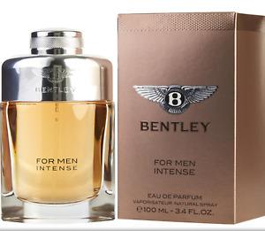 Bentley Intense EDP for Men by Bentley, 100ml Spray (New)