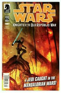 Star Wars Knights of the Old Republic War #1, FN/VF 2012 Cover by Benjamin C