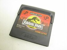 Game Gear JURASSIC PARK Cartridge Only Sega Import JAPAN Game gg