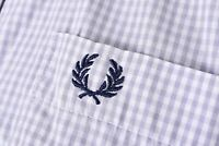 Fred Perry Classic Short Sleeve Shirt Size L