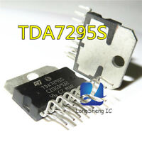 5PCS TDA7295S IC AMP AUDIO 80W AB MULTIWATT15 7295 TDA7295 new
