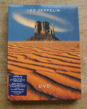 LED ZEPPELIN - DVD - 2 DVD set 5 hours LIVE footage - 2003 - 5.1. DTS surround
