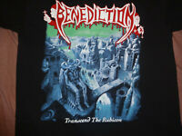 Benediction Shirt XL Death Metal Grave Lock up