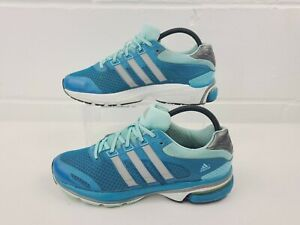 Adidas Women's 9.5 Supernova Glide Running Shoes Training Comfort Sneakers