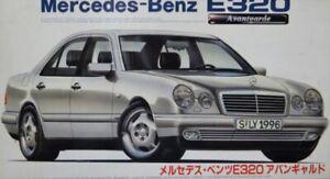 1/24 Fujimi - Mercedes Benz E Class E320 - Sealed Plastic Model Kit