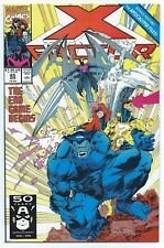 1991 Marvel Comics X-Factor #65 The End Game Begins Part 1 Malign Influences