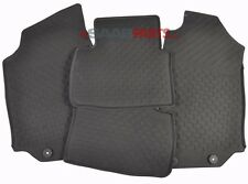 NEW Genuine Saab 9-5 Rubber Winter Floor Mat Set (All Weather) 2008-2009 OEM
