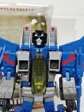 Hasbro Masterpiece Transformers THUNDERCRACKER 2012 Used.
