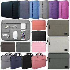 "Laptop Cover Soft Sleeve Bag Case Pouch Carry For 2018 Macbook Pro 13"" 15"" 11"""