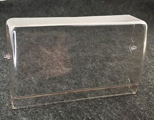 White Consolidated Refrigerator Clear Butter Dish Door Model MRT15DRED3 PD