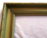 "BIG FITS 26"" X 36""  GOLD GILT ORNATE WOOD PICTURE FRAME FINE ART VICTORIAN"