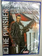 The Punisher para playstation 2 Nuevo y precintado Pal