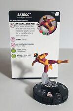 Batroc #050 Rare Marvel Avengers Defenders War Heroclix Fresh! Look!