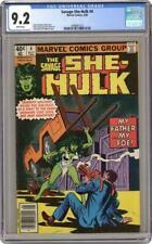 Savage She-Hulk #4 CGC 9.2 (1980) - 2022 Netflix series