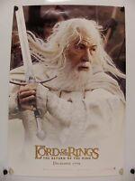 Original Movie Poster 1992 Rolled DS C8//C9 Steve Martin LEAP OF FAITH