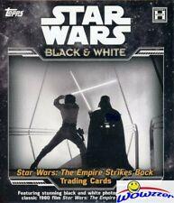 2019 Topps Star Wars Empire Strikes Back Black & White HOBBY Box-1 AUTO/SKETCH