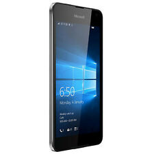 Microsoft Lumia 650 16GB Schwarz DE Ware Smartphone ohne Vertrag Windows 10 LTE