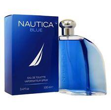 5 x Nautica Blue - Men - 3.4 oz 100 ml - EDT - NIB - Sealed - Lot of 5
