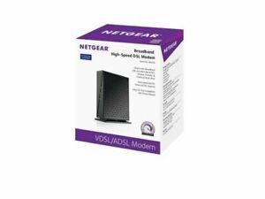 Netgear DM200-100NAS Broadband High-Speed DSL Modem