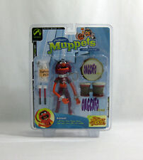 Nuevo 2004 The Muppets ✧ animal ✧ Palisades omgcnfo exclusivo MOC