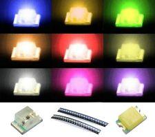 S942 Sortiment 90 Pièce SMD LED 0805 rouge jaune vert blanc bleu orange rose ww