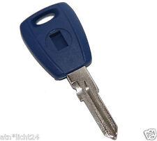 Fiat llave de repuesto punto doblo bravo Seicento idea rohling tipo B not key car