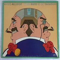 Mose Allison LP Your Mind is On Vacation 1976 Atlantic SD 1691 VG+ Vinyl Jazz