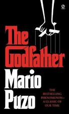 THE GODFATHER by Mario Puzo FREE SHIPPING paperback book CLASSIC novel film
