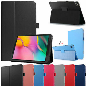 Smart Flip Leather Case Cover for Samsung Galaxy Tab A T510/T580 S6 Lite A7 T500