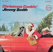NEW SEALED Christmas Cookin' by Jimmy Smith (Organ) (CD, Apr-1992, Verve) JZ1428