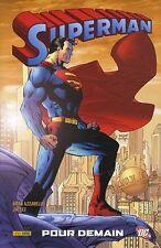 SUPERMAN  : POUR DEMAIN   --- DC DELUXE