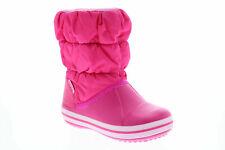 Crocs Rain Winter Puff  Pink  Boots C11