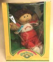 Cabbage Patch Kids Julian Diggory Unique and Adoptable 1985 NIB